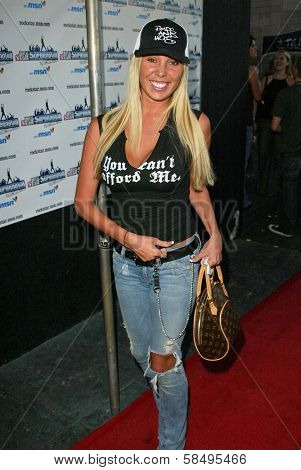 WEST HOLLYWOOD - JULY 13: Mary Carey at the party for the new season of