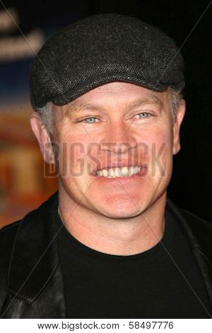 HOLLYWOOD - NOVEMBER 12: Neal McDonough at the world premiere of