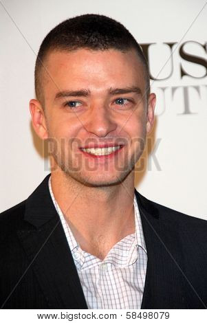 LOS ANGELES - SEPTEMBER 19: Justin Timberlake at the album release party for Justin Timberlake's new album