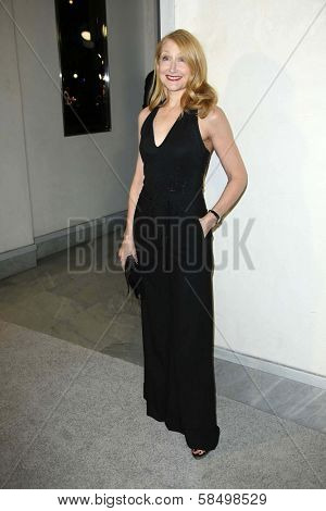Patricia Clarkson at Tom Ford Cocktails In Support Of Project Angel Food Media. Tom Ford, Beverly Hills, CA 02-21-13