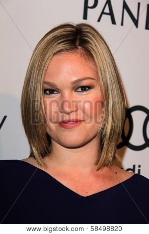 Julia Stiles at the Hollywood Reporter Celebration for the 85th Academy Awards Nominees, Spago, Beverly Hills, CA 02-04-13