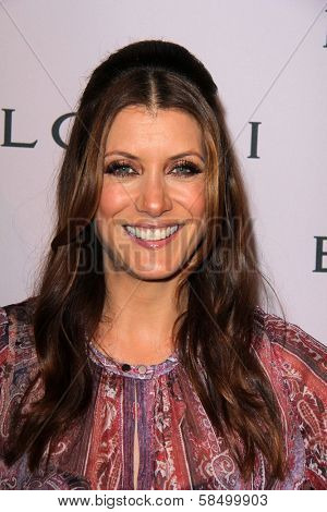 Kate Walsh at the Elizabeth Taylor Bvlgari Jewelry Collection Unveiling, Bvlgari Beverly Hills, CA 02-19-13