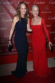 Helen Hunt, Helen Mirren at the 2013 Palm Springs International Film Festival Gala, Palm Springs Con