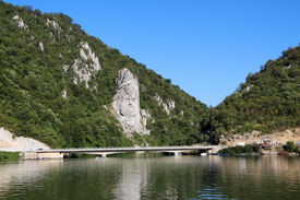 picture of decebal  - Decebal