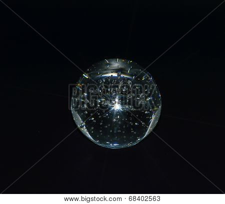 Glass, Paperweight