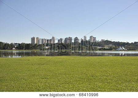 Park Barigui Curitiba