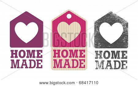 Homemade label