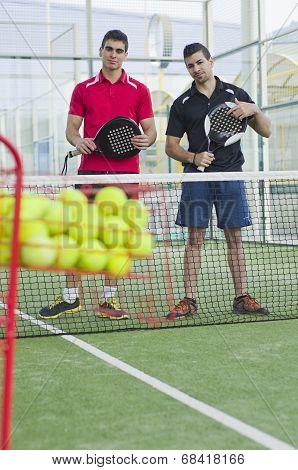 Paddle Tennis Firiends