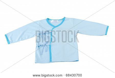 cute blue baby cloth