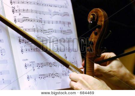 Violon Score