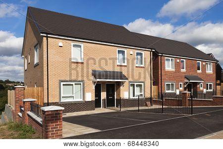 New english houses