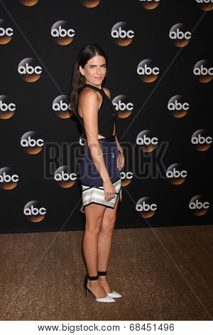 LOS ANGELES - JUL 15:  Karla Souza at the ABC July 2014 TCA at Beverly Hilton on July 15, 2014 in Beverly Hills, CA