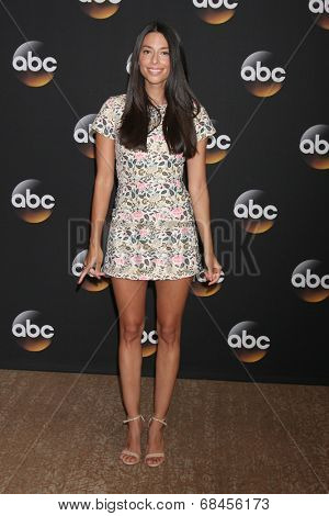LOS ANGELES - JUL 15:  Jade Catta-Preta at the ABC July 2014 TCA at Beverly Hilton on July 15, 2014 in Beverly Hills, CA