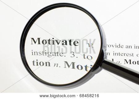 Motivate Magnified