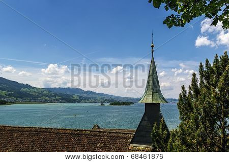 Zurich Lake, Switzerland