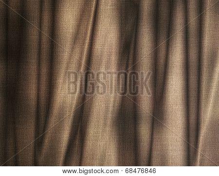 Folds On Canvas