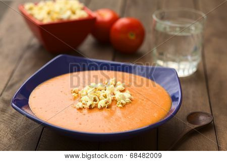 Tomato and Potato Soup