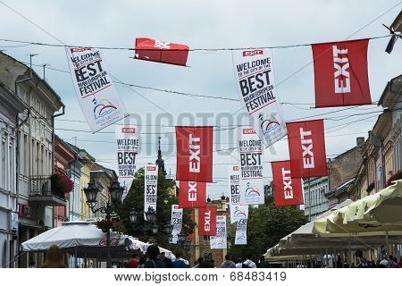 Flags Of Exit Music Festival
