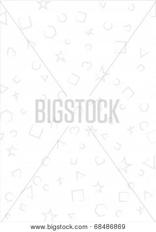 Shape Patter Background