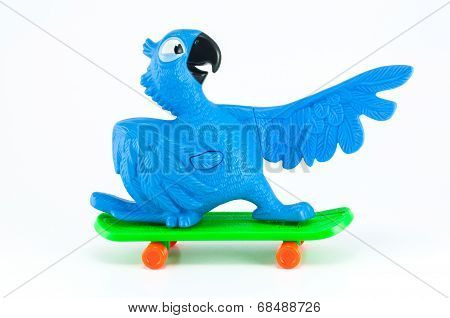 Rio Play Skateboard.