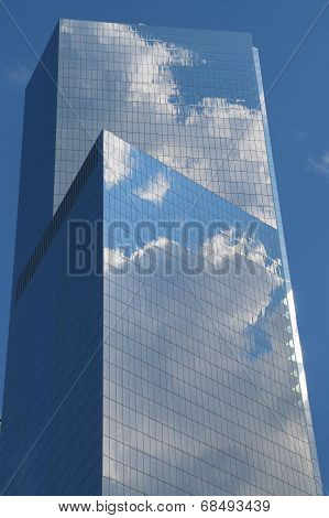 4 World Trade Center in Manhattan