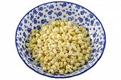 stock photo of mung beans  - Soaked Mung Bean  - JPG