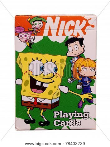 Nick Playing Cards