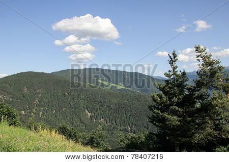 Montana\'s Rocky Mountains.