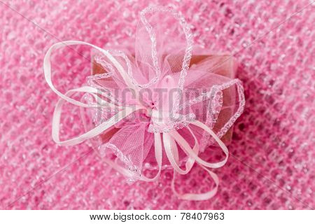 Pink Soap Bar