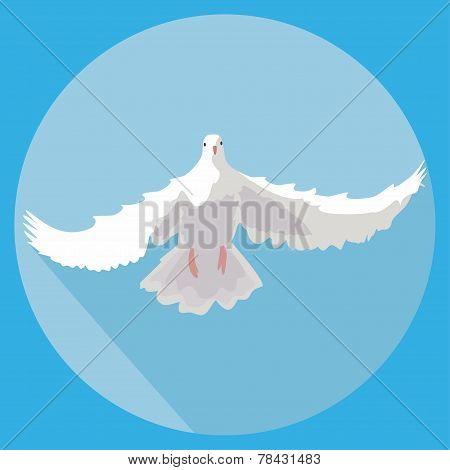 Illustration Of Dove