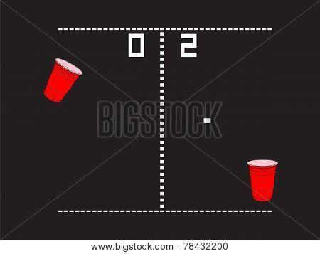 Beer Pong Arcade