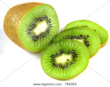 Kiwis: fresh and fruity!