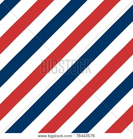 Barber Pole seamless pattern