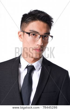 Portrait of business, businessman