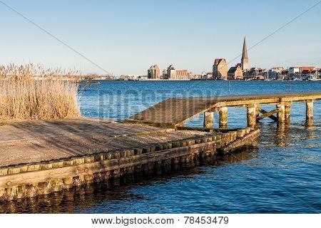 View To Rostock