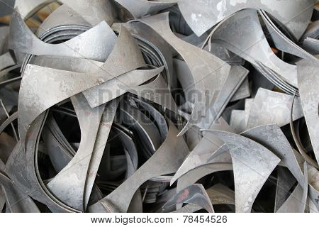 Waste From The Workpiece