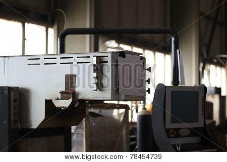Terminal Machine Tool