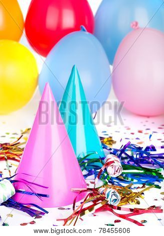 Two Party Hats