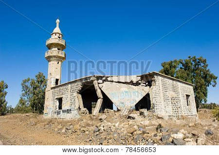 Ruins Of Mosque