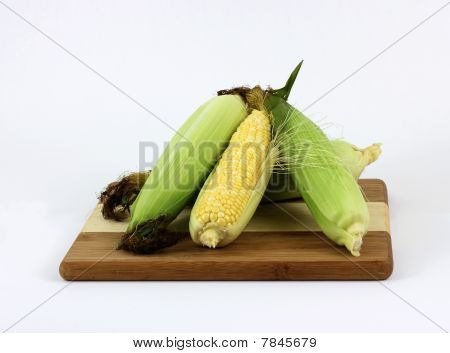 Four Ears Corn