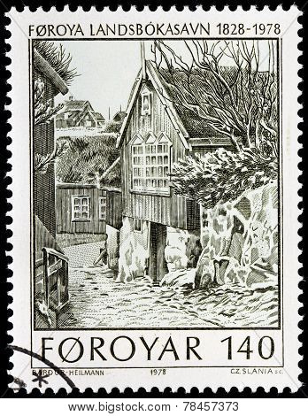 Old Faroe Library