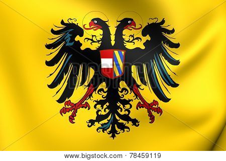 Holy Roman Empire Flag (1493-1556)