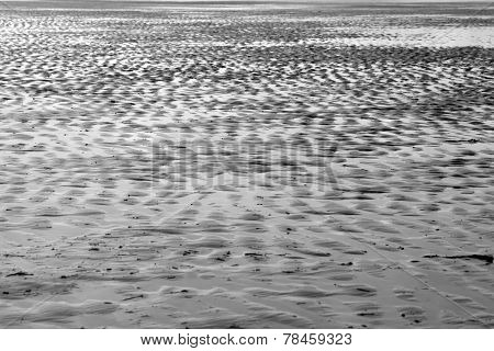 Ripples Of Sand