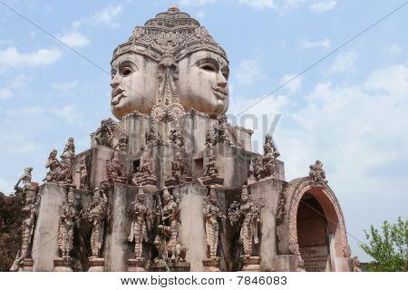 Shri Yantra Temple