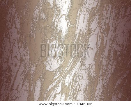 Flakey Plaster Abstract