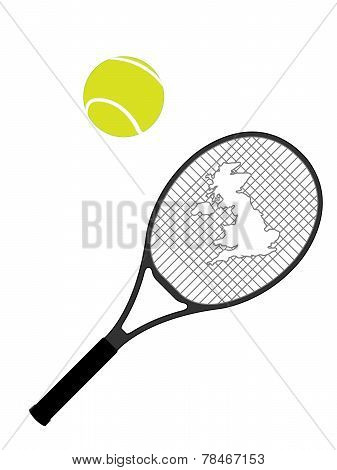Tennis Racket United Kingdom