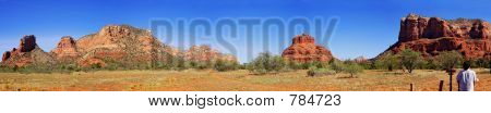 Landscape Panorama - Monument Valley