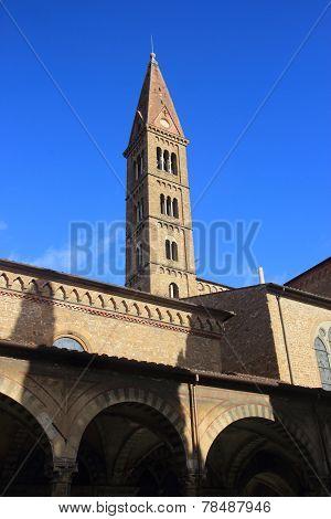 Santa Maria Novella Belltower, Florence