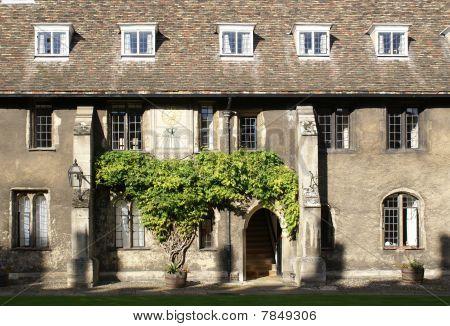 Corpus Christi College Old Court Cambridge University