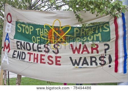 Profit Of Doom, Endless War